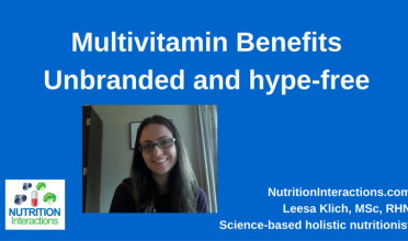 Multivitamin Benefits – Unbranded & Hype-free