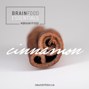 Brain Food Essential Cinnamon