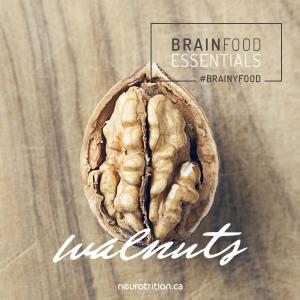 brain food walnuts