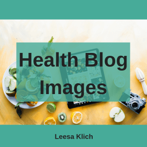 health blog images