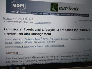 Functional Foods Article