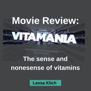 Vitamania movie review