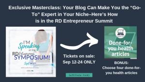 RD Entrepreneur summit 2019