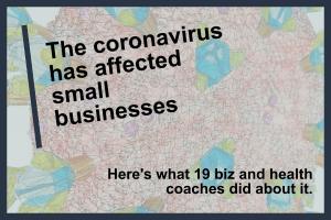 Coronavirus small business effects