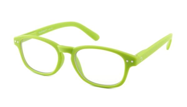 Computerbril Blueberry S licht groen