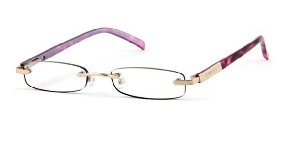 Leesbril Cross RD0120-02 goud/paars