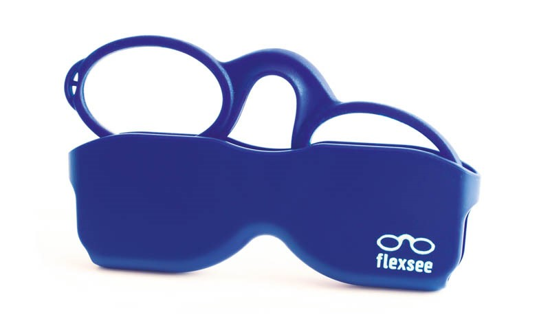 Leesbril Flexsee Blauw