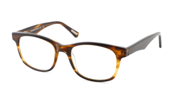Leesbril Frank and Lucie Eyequarium FL14400 Amber Brown