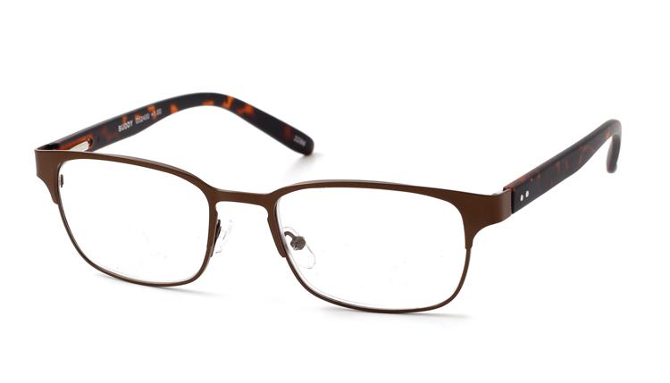 Leesbril INY Buddy G52400 Bruin