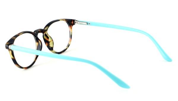 Leesbril INY Doktor New G65800 havanna/turkoois