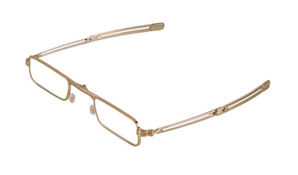 Leesbril INY Fire Folding G5100 goud