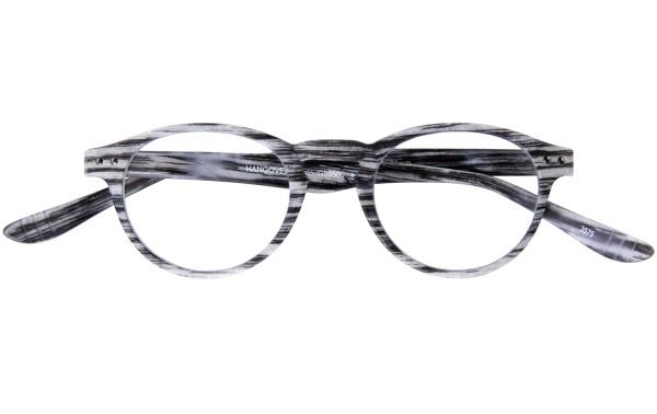 Leesbril INY Hangover Panto G59500 Zwart grijs