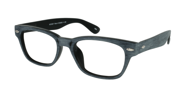 Leesbril INY Woody Wood G55600 grijs