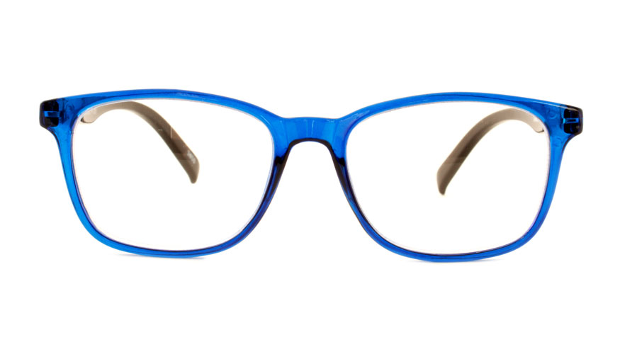 Leesbril INY lucky G65300 blauw
