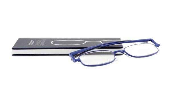 Leesbril If Compact Twilight opvouwbaar blauw