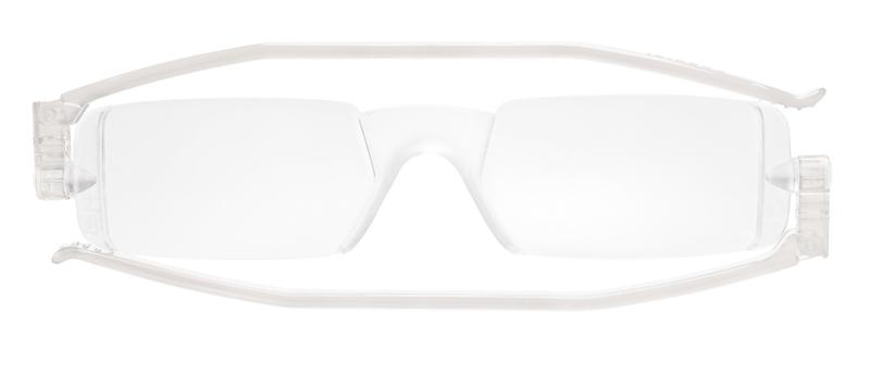 Leesbril Nannini compact opvouwbaar transparant