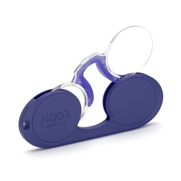 Leesbril Nooz Optics blauw