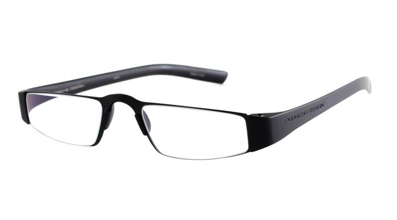 0a5b401f7a2c62 Leesbril Porsche Design P 8801p Limited Black Edition zwart kopen ...