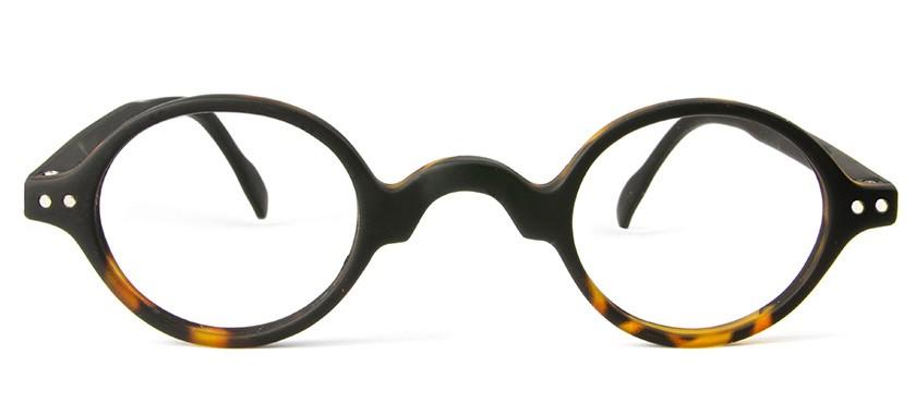 Leesbril Readloop Legende 2602-01 havanna/zwart