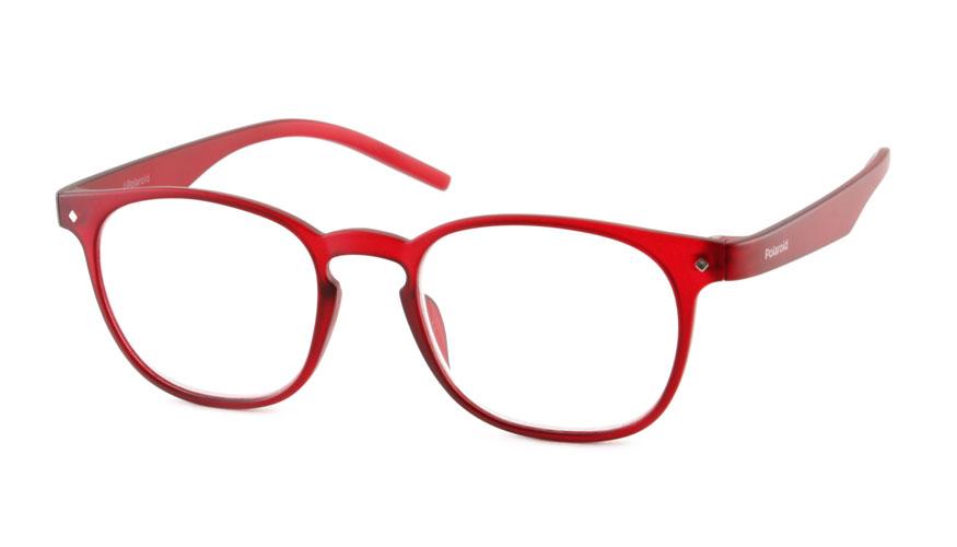 Leesbril polaroid PLD0018 R 0Z3 rood