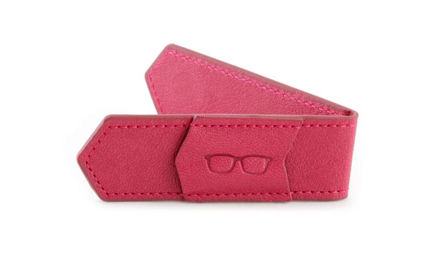 Leesbrilhanger If Bookaroo roze