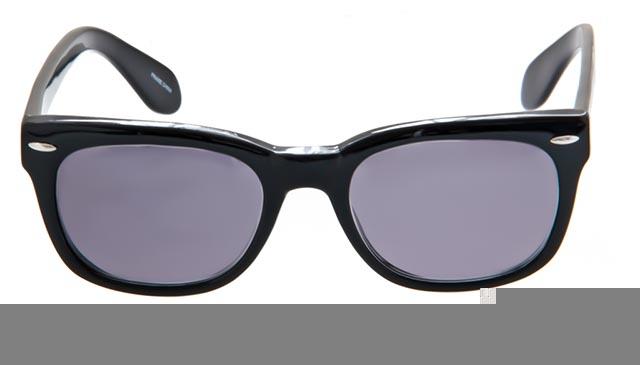 Leeszonnebril Chuck zwart