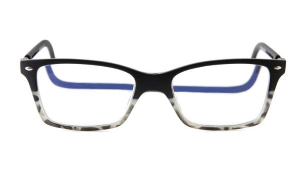 Magneet leesbril Nordic Glasögon black milk
