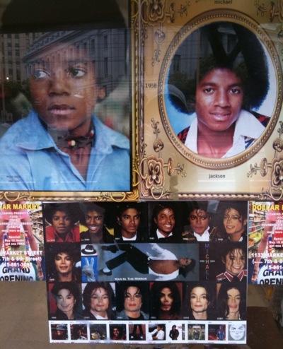 Michael Jackson Tribute, San Francisco