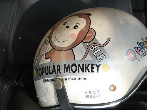 monkeyHelmet