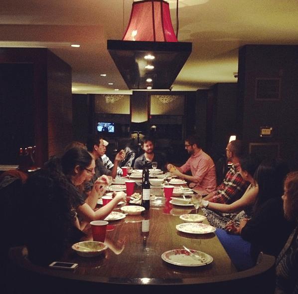 Dinner with Ideas