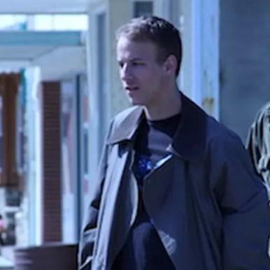 Actor Chaz Cleaveland as Joe Pente