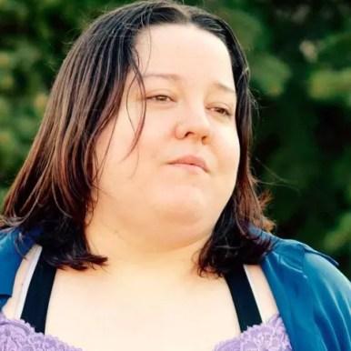 """Sarah Whitaker as """"Janet Tanner"""""""