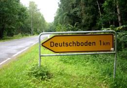 Deutschboden-bord