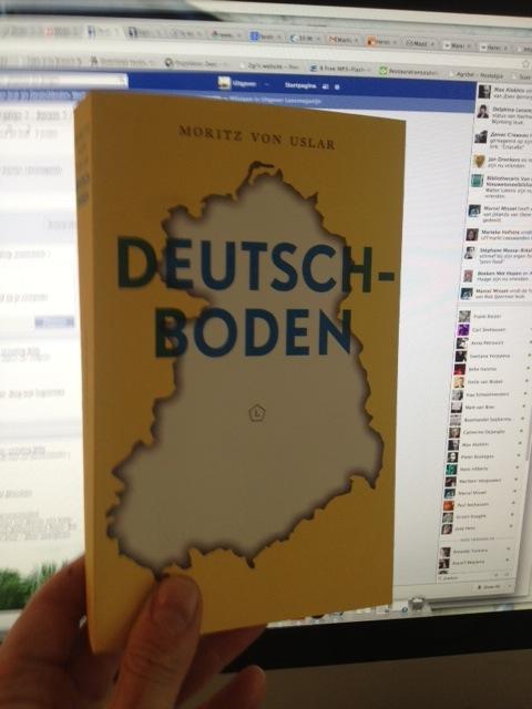 Deutschboden gedrukt door Bariet (Steenwijk) en beschikbaar.