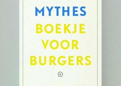 "Ewald Engelen ""Europese mythes; boekje voor burgers"""