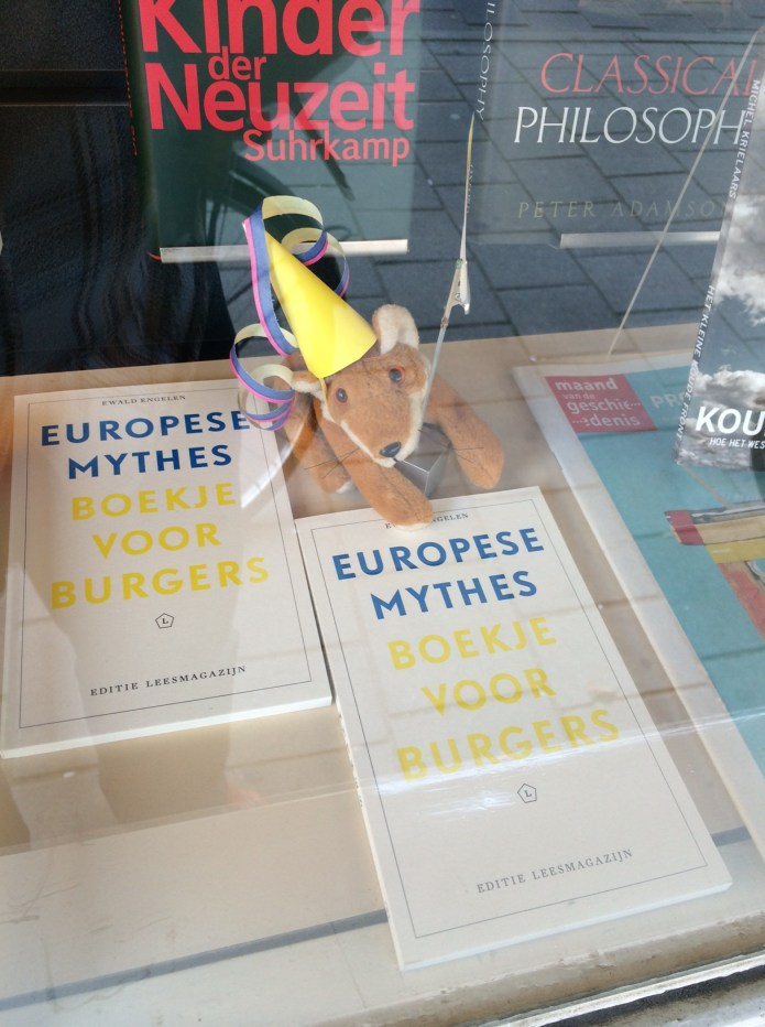 Ewald Engelen: Europese Mythes