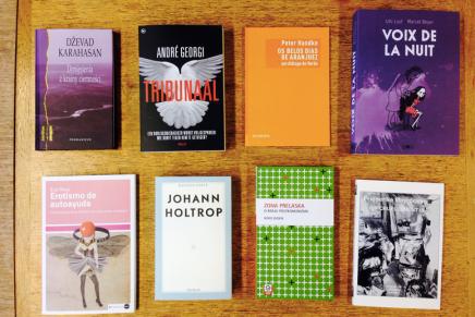 Just published: Suhrkamp Authors Around the World – November 2014, Issue 4