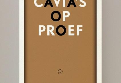 Leesmagazijn auteur (oa. Cavia's op Proef) Ludvik Vaculík op 6 Juni gestorven, aldus zijn uitgever Atlantis (Brno).