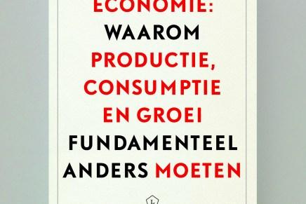 Frontontwerp: Socrates Schouten De circulaire economie