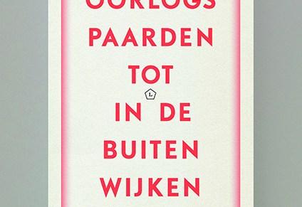 marwin vos genomineerd voor J.C. Bloem-poëzieprijs, met Oorlogspaarden tot in de buitenwijken.