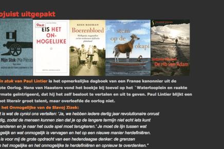 Slavoj Zizek, Eis het Onmogelijke, bij Boekhandel Schimmelpennink
