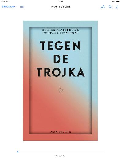 Tegen de trojka ebook