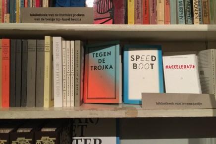 Een avond in Avondboekhandel Sternheim