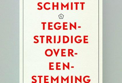 Jacob Taubes, Ad Carl Schmitt. Tegenstrijdige overeenstemming