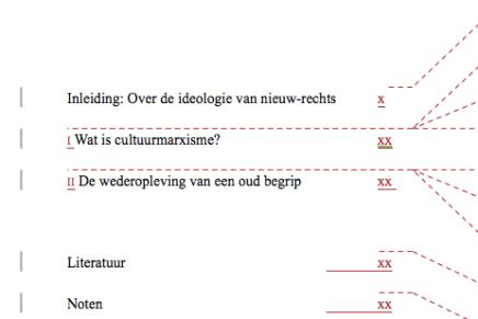 conceptwerk: Over de ideologie van nieuw-rechts.
