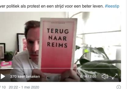 Eerst naar de wereld kijken, Thijs Verbeurgt