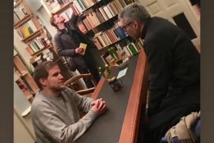 avondboekhandel sternheim rewind @Didier Eribon @Tobias Haberkorn | juli 2018