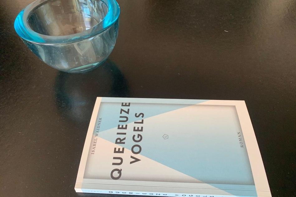 verschenen: Querieuze vogels, Isabel Waidner