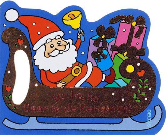 Ho, ho, ho Daar is de Kerstman!