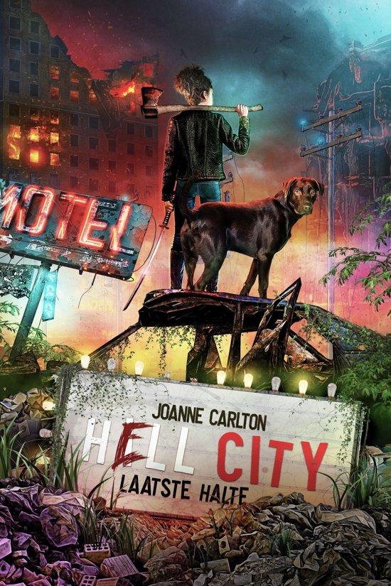 Hell city: Laatste halte